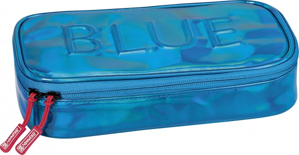 "Combi-Etui ""Electric blau"" Brunnen"