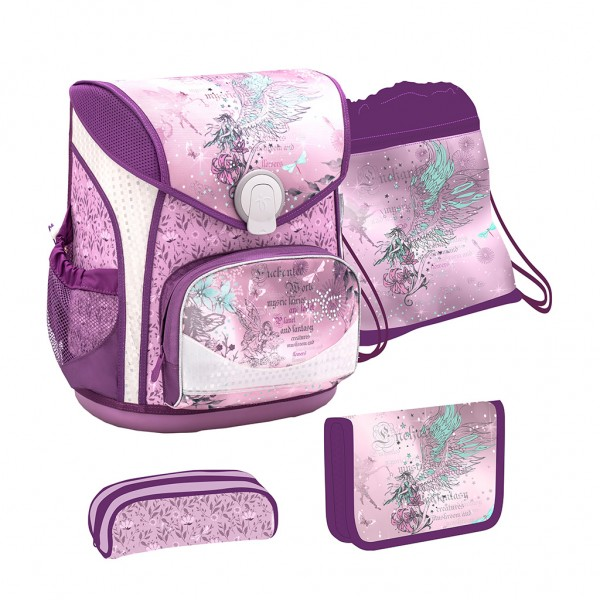 Schulranzen-Set 4tlg. Belmil Cool Bag Magical World