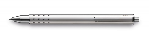 Lamy swift 330 Tintenroller in Palladium Lack-Finish