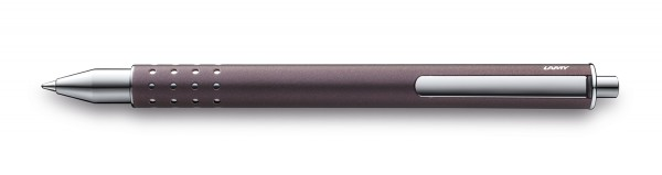 Lamy swift 335 Tintenroller in twilight Lack-Finish inkl.Lederetui