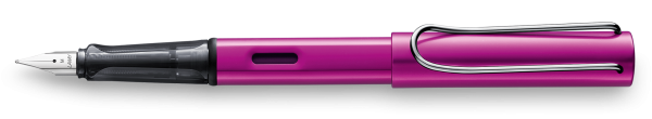 LAMY FÜLLHALTER AL-STAR VIBRAND PINK Limited Edition